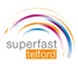 Superfast Telford logo
